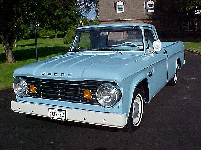 1965 Dodge D100 for sale
