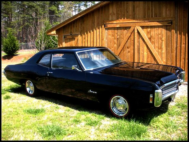 1969 Chevrolet Biscayne for sale