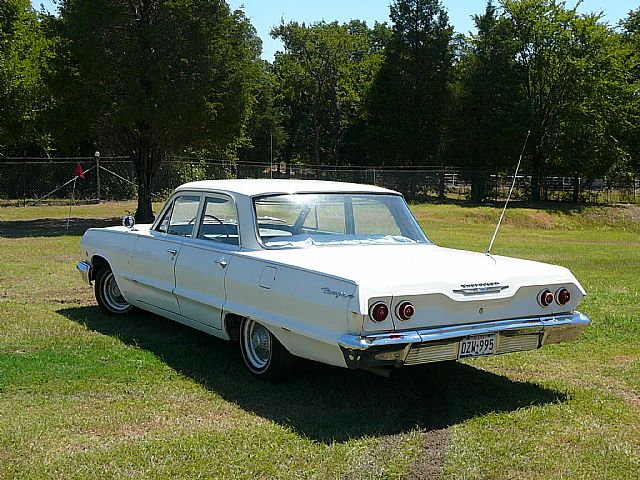 1963 Chevrolet Biscayne for sale