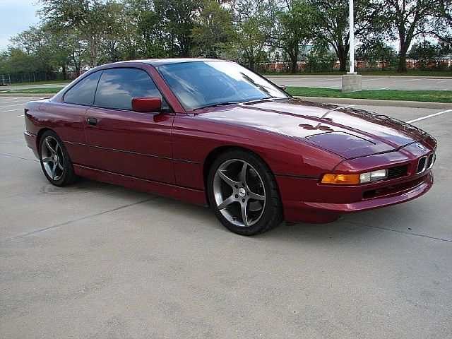1993 BMW 850ci for sale