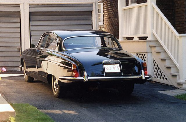 1966 Jaguar 420G for sale