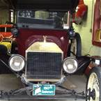 1916 Ford Brass Touring