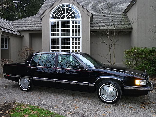 1992 Cadillac Fleetwood for sale