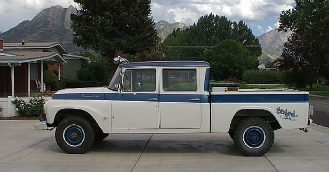 1962 International 120 for sale