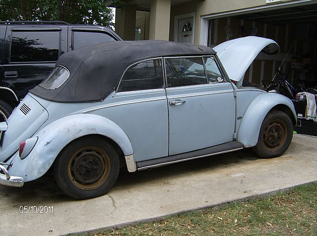 1967 Volkswagen Beetle for sale