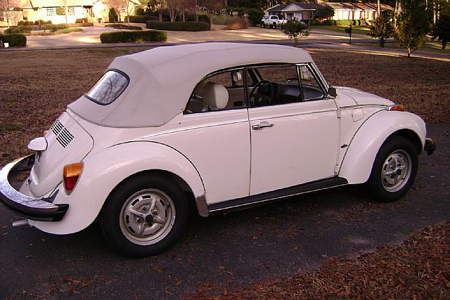 1979 Volkswagen Super Beetle for sale