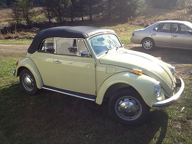 1970 Volkswagen Beetle for sale