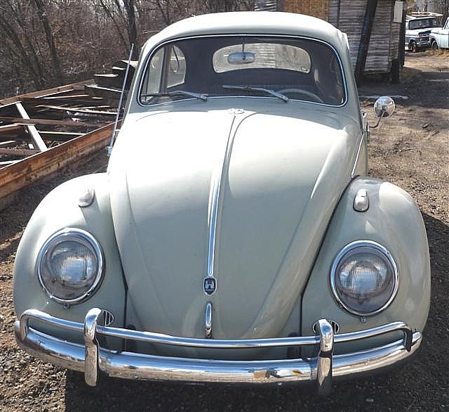 1960 Volkswagen Beetle for sale
