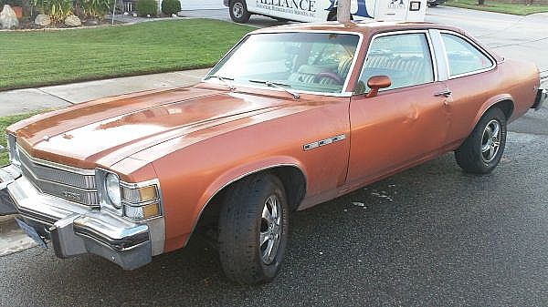 1975 Buick Skylark for sale