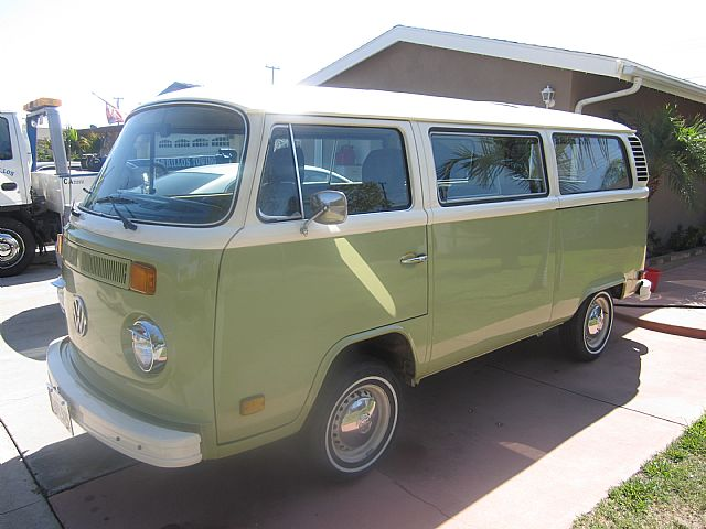 1979 Volkswagen Bus for sale