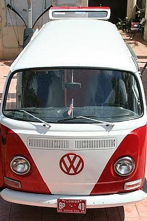 1969 Volkswagen Transporter for sale