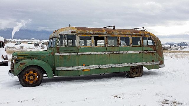 1941 GMC Bus for sale