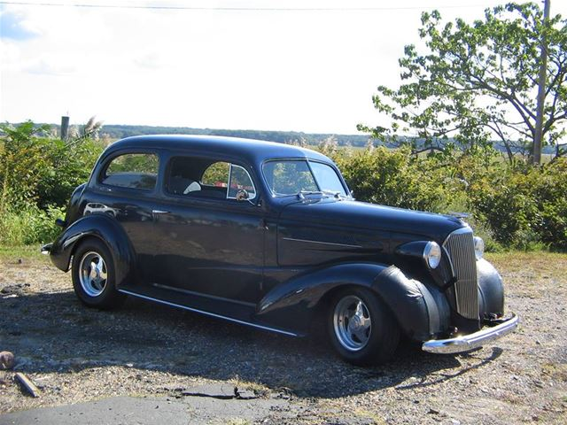 1937 Chevrolet Tudor for sale