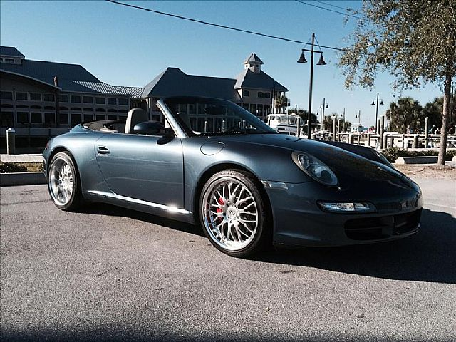 2006 porsche 911 carrera s cabriolet for sale panama city florida. Black Bedroom Furniture Sets. Home Design Ideas
