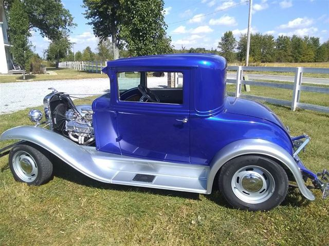 1931 Chevrolet 3 window Coupe