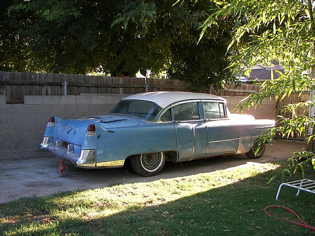 1954 Cadillac Fleetwood for sale