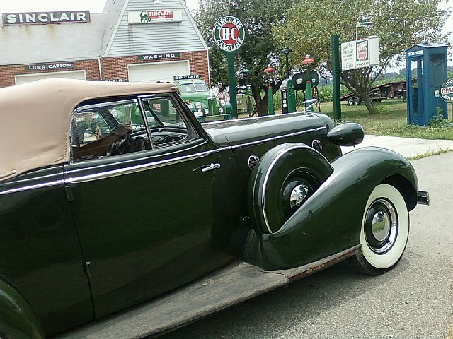 1935 Cadillac LaSalle for sale