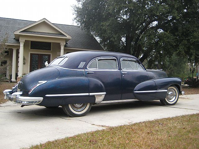 1947 Cadillac Fleetwood for sale