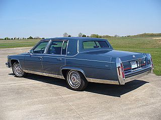 1987 Cadillac Fleetwood for sale