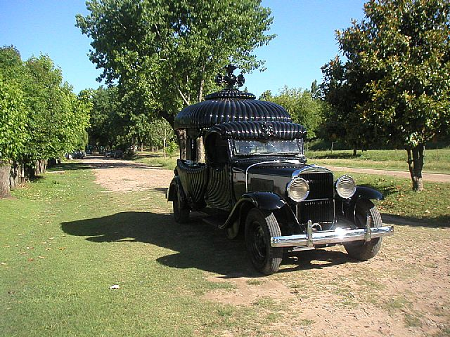 1929 Cadillac Hearse for sale