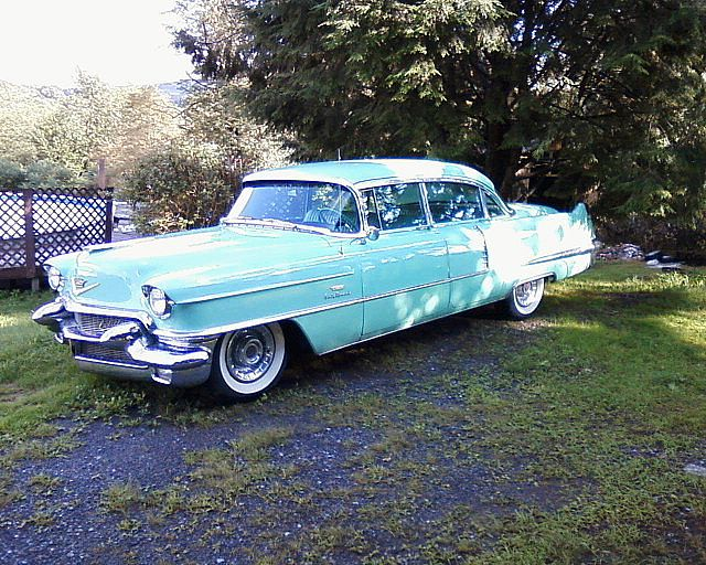 1956 Cadillac Sixty Special for sale