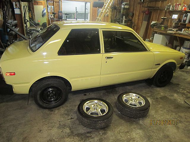 1980 Toyota Corolla for sale