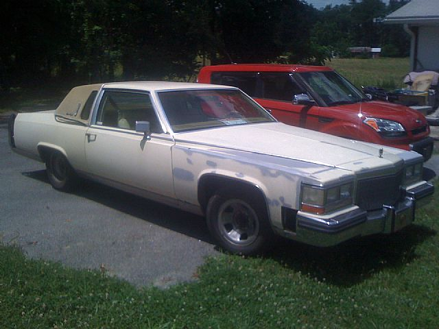 1984 Cadillac Fleetwood for sale