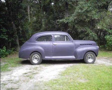 1941 Chevrolet Sedan for sale