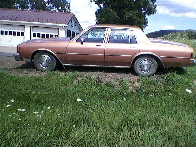 1982 Chevrolet Impala for sale