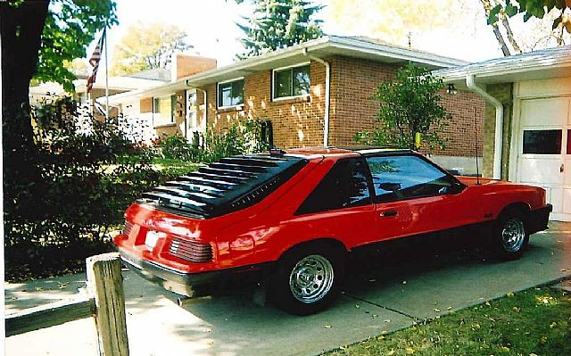 1985 Mercury Capri for sale