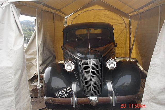1937 Oldsmobile Sedan for sale
