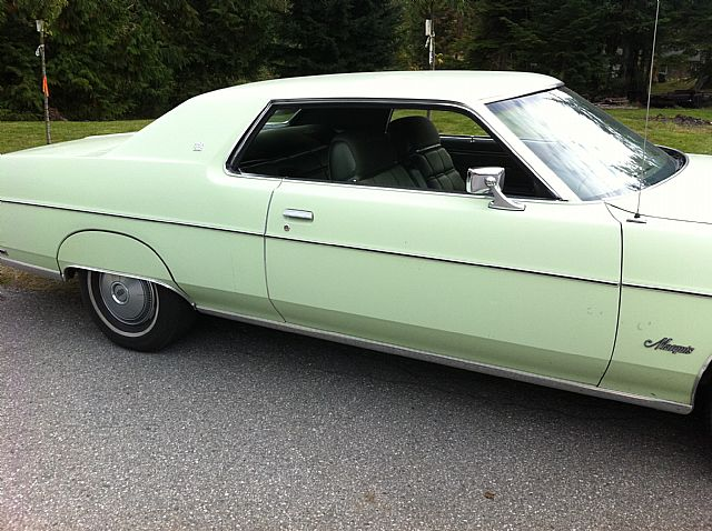1973 Mercury Marquis for sale