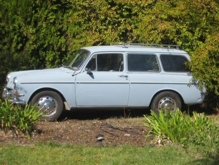 1966 Volkswagen Squareback for sale