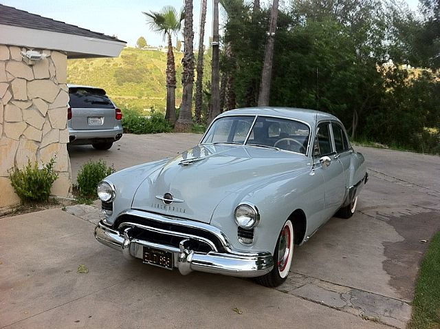 1949 Oldsmobile Rocket 98 for sale
