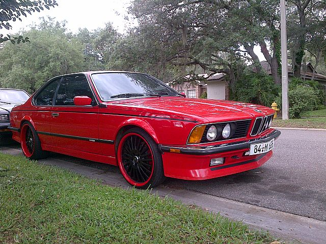 1984 BMW M635 for sale