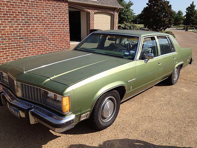 1979 Oldsmobile 98 for sale