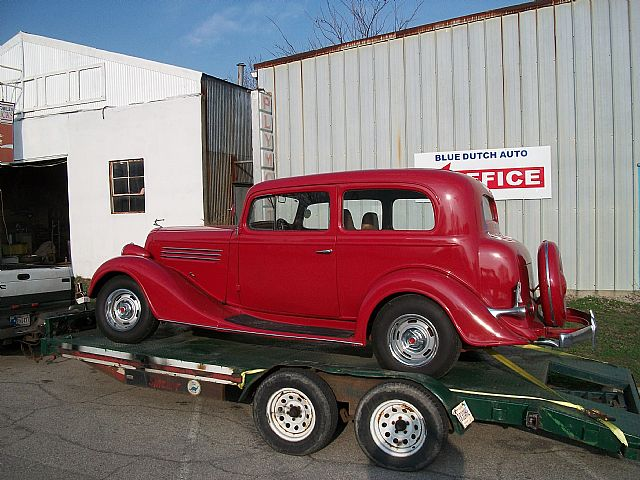 1934 Buick Street Rod for sale