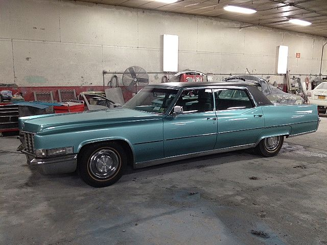 1969 Cadillac Fleetwood for sale