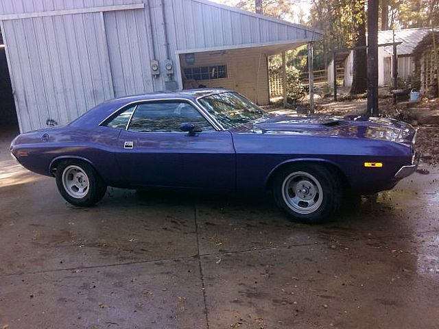 1972 dodge challenger for sale st francisville louisiana. Black Bedroom Furniture Sets. Home Design Ideas