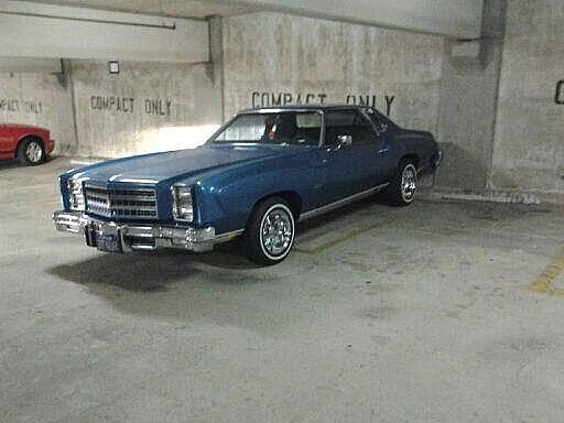 1976 Chevrolet Monte Carlo for sale