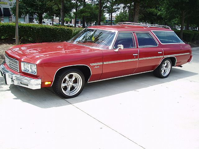 1976 Chevy Caprice for Sale http://www.collectorcarads.com/Chevrolet-Impala/44287