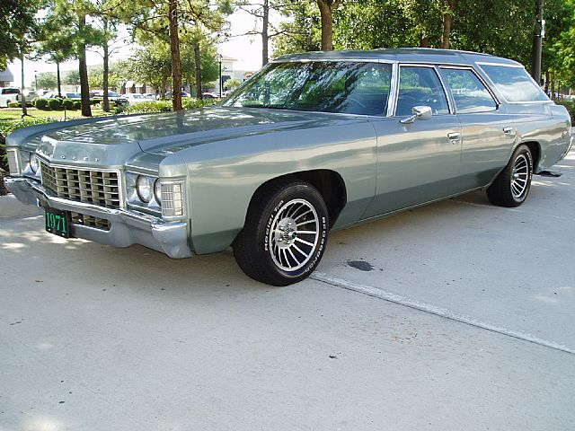 1971 Chevrolet Kingswood for sale