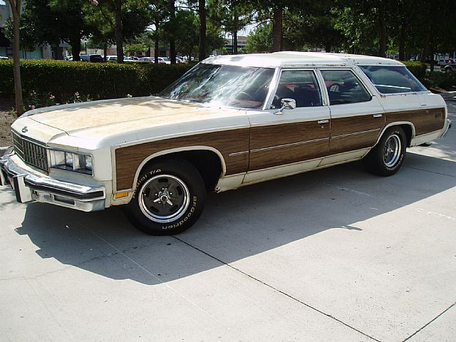 1976 Chevrolet Caprice Estate for sale
