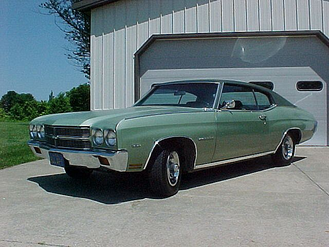 1970 Chevrolet Malibu for sale