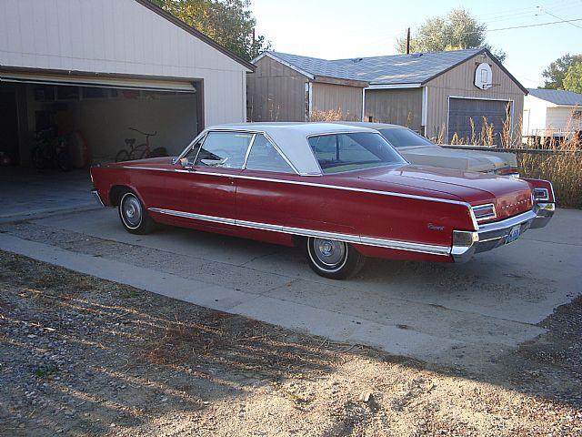 Chrysler collector car #5