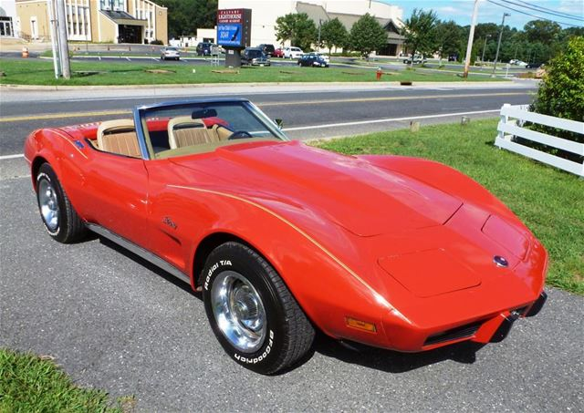 1975 chevrolet corvette stingray for sale rocklin california. Cars Review. Best American Auto & Cars Review