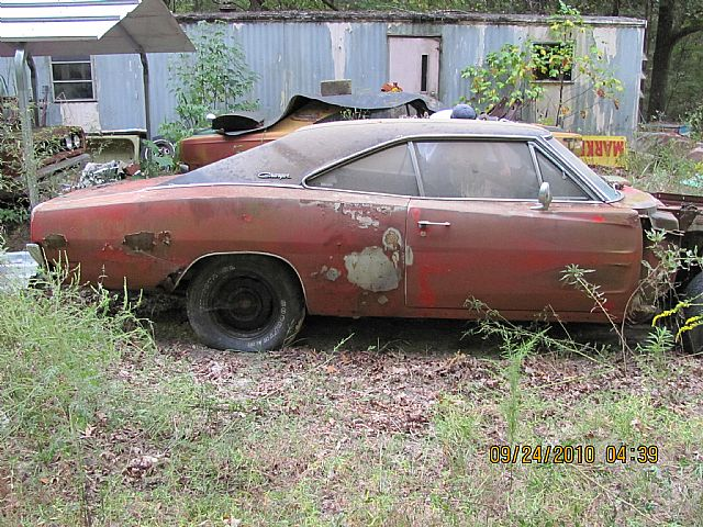 1969 Dodge Charger For Sale Lexington, Tennessee