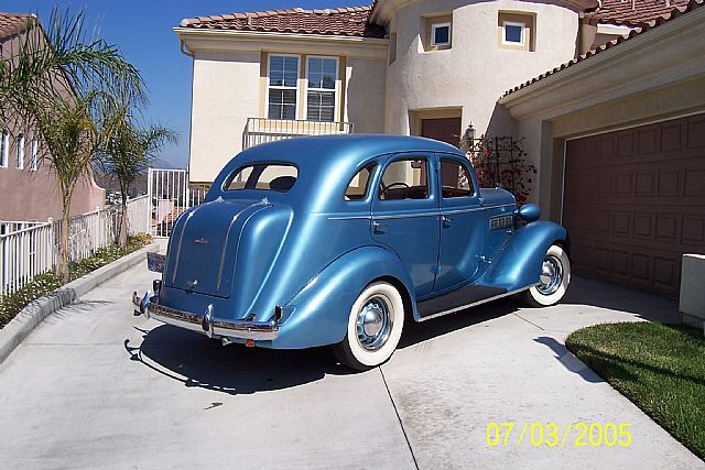 1936 Reo Flying Cloud For Sale San Diego, California