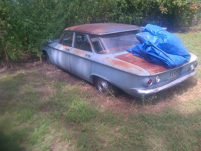 1960 Chevrolet Corvair for sale