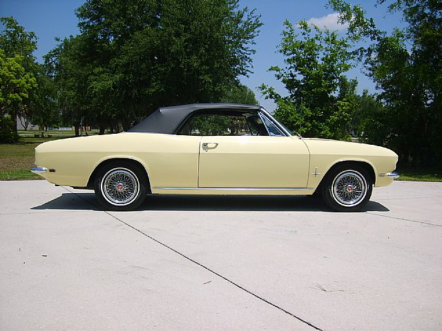 1968 Chevrolet Corvair for sale